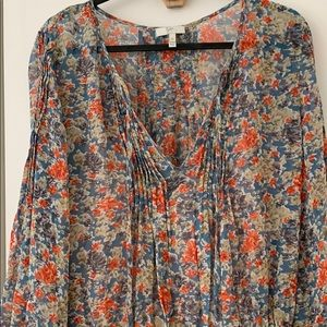 Joie Floral Summer Dress in excellent condition